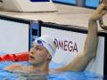 Говоров с рекордом Украины выиграл квалификационный заплыв в Рио