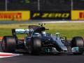 Боттас выиграл первую практику на Гран-при Мексики