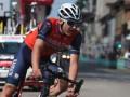 Украинский велогонщик заявлен на Вуэльту