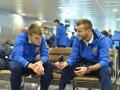 Сборная Украины отправилась в Одессу на матч с Кипром