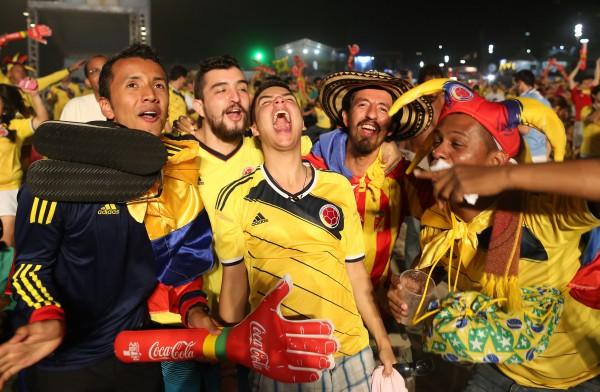 Фанаты Колумбии останутся без спиртного