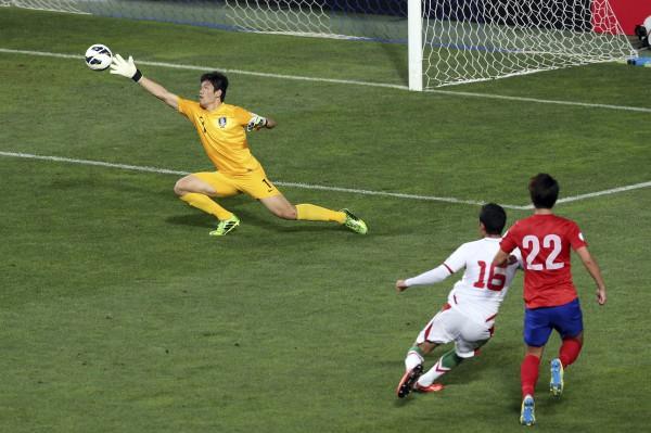 Один гол Ирана решил судьбу первого места в группе