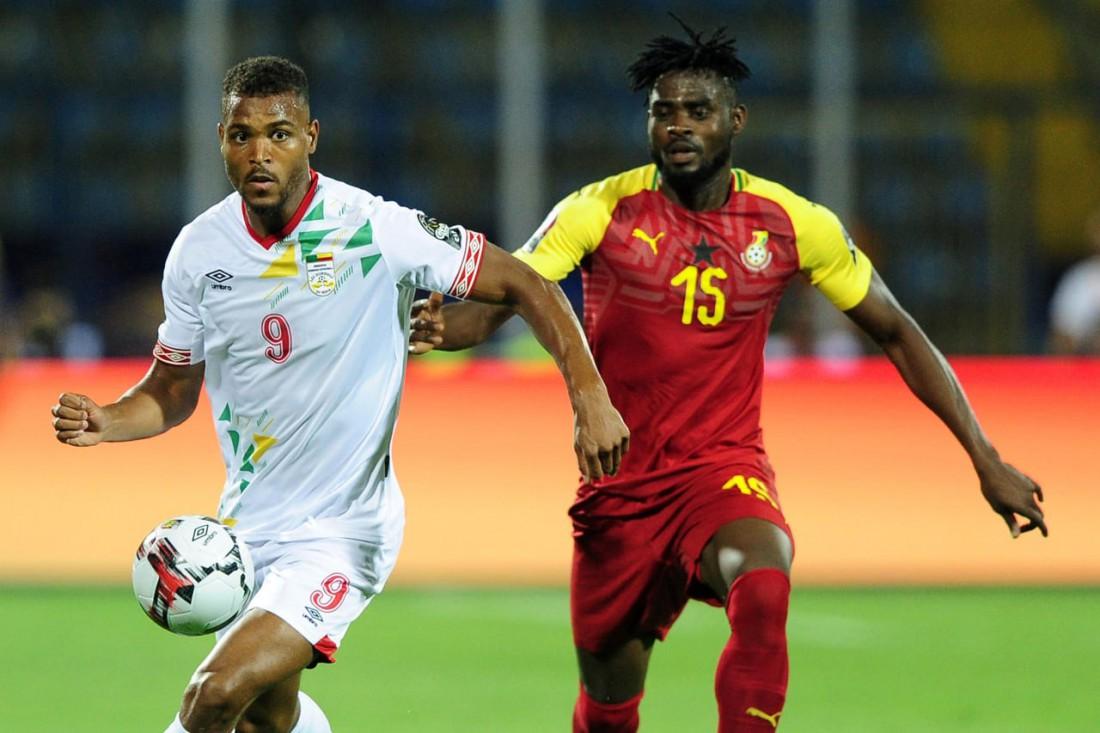 Гана и Бенин сыграли в ничью