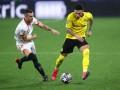 Севилья уступила Боруссии Дортмунд в 1/8 финала Лиги Чемпионов