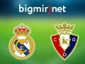 Реал Мадрид - Осасуна 5:2 Трансляция матча чемпионата Испании