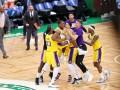 НБА: Лейкерс обыграл Бостон на одно очко, Атланта потерпела поражение от Торонто