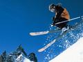 Шотландский горнолыжник выступит в килте