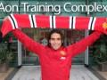 Манчестер Юнайтед печатает футболки Фалькао с ошибкой в имени