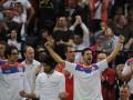 Сербы побрились наголо после победы в финале Кубка Дэвиса