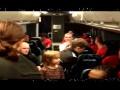 Достучаться до небес: Отчаянные славяне остановили автобус МЮ, устроив братание с небожителями