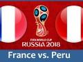 Франция – Перу 1:0 онлайн трансляция матча ЧМ-2018