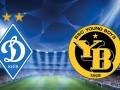Динамо - Янг Бойз: онлайн трансляция матча Лиги чемпионов