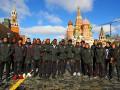 Путин, где ты: Балотели отправился на Красную площадь в поисках президента РФ