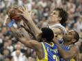 Назван лучший молодой баскетболист Европы