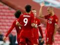 Невероятные эмоции игроков Ливерпуля после гола Виллиана