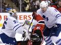 NHL: Поникаровский помог Торонто обыграть Нью-Джерси