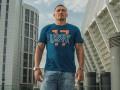 Усик пожаловался Кличко на пробки в центре Киева