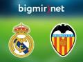 Реал - Валенсия 3:2 трансляция матча чемпионата Испании