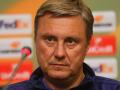 Хацкевич: Доволен игрой как в обороне, так и в атаке