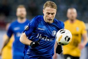 Безус попал в команду недели Лиги Европы