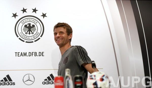 Мюллер ожидает сложный матч с Францией