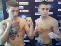Двое украинских боксеров проиграли свои бои в Дании