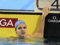 Украинская пловчиха остановилась в шаге от медали чемпионата мира