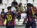 Барселона отправила в ворота Кордобы восемь безответных мячей