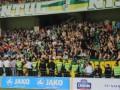 В Молдове фанаты Зимбру во время матча кричали