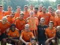Верняев посетил тренировку Шахтера перед матчем Лиги Европы