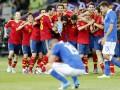 Италия – Испания: История противостояний