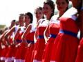 Спортивные кадры недели: Русские красавицы и суровые фанаты (фото)