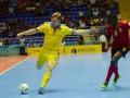 Украина - Мозамбик 4:2 Видео голов и обзор матча ЧМ по футзалу
