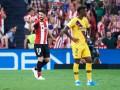 Видео дня: Игроки Атлетика встречают Адуриса, который принес победу над Барселоной
