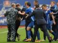 Арбитр матча Заря - Днепр рассказал о нападении Ротаня и Зозули на судей