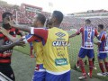 В Бразилии судья удалил девять футболистов и остановил матч из-за нехватки игроков