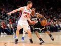 НБА: Детройт справился с Атлантой, Милуоки разгромил Бруклин