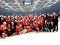 Донбасс стал чемпионом Украины по хоккею