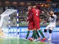 Португалия - Азербайджан 8:1 видео голов и обзор матча Евро-2018 по футзалу