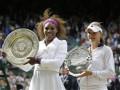 Серена Уильямс в пятый раз в карьере выиграла Уимблдон