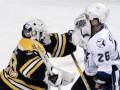 NHL: Бостон разгромил Тампу