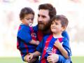 Месси: Мой сын Матео является болельщиком Реала