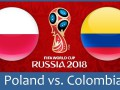 Польша – Колумбия 0:3 онлайн трансляция матча ЧМ-2018