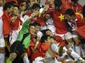 Сборная Вьетнама стала сильнейшей командой  Юго-Восточной Азии