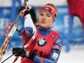 Биатлон: Коукалова отложила свое возвращение