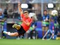 Реал – Атлетико: Предматчевая тренировка