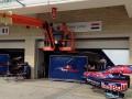 Организаторы Гран-при США перепутали российский флаг c голландским (фото)
