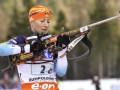 Украина завоевала бронзу в смешанной эстафете на этапе кубка IBU