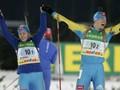 Украинская победа в Рождественской гонке