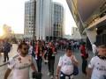 Финал Лиги чемпионов: болельщики начали заполнять Олимпийский